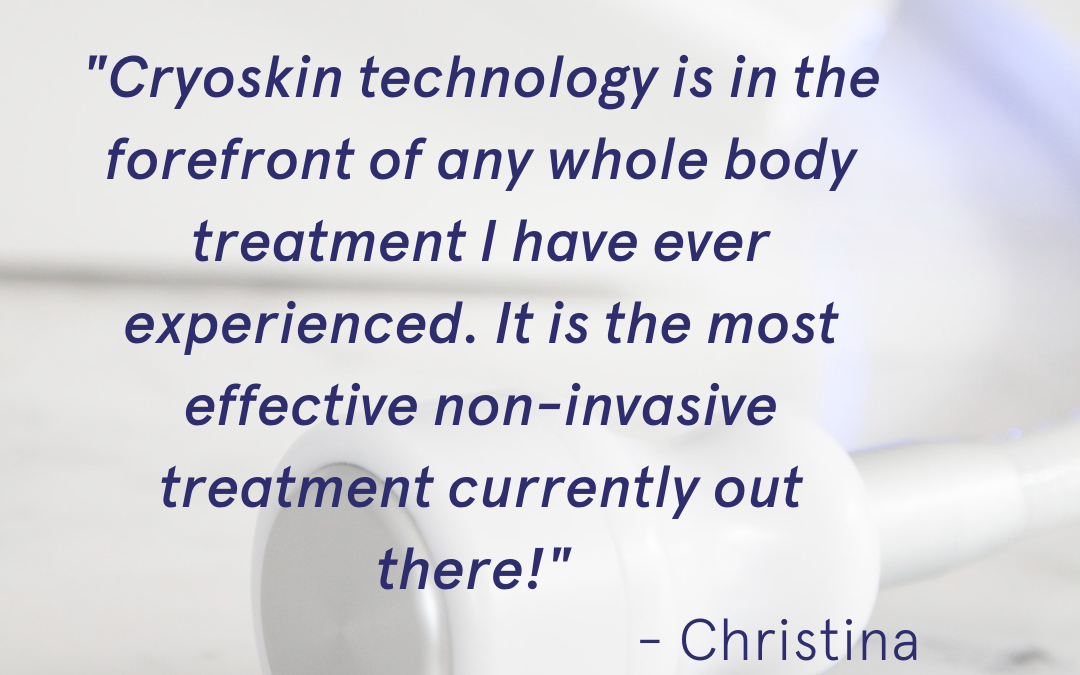 Try Cryoskin for yourself and find out why we love it! @cryospokane